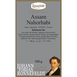Assam Nahorhabi |  Feinste Teeselection