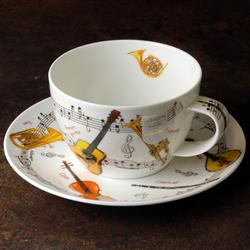 Breakfast Cup and Saucer | Instrumental