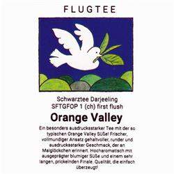 Darjeeling Orange Valley | Flugtee