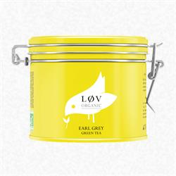 Løv Earl Grey | 100 gr. Metalldose
