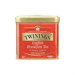 Twinings English Breakfast | 100 gr. Metalldose