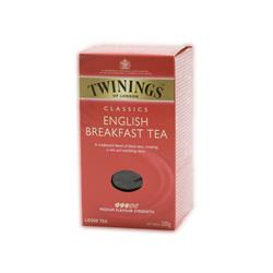 Twinings English Breakfast | 200 gr. im Karton