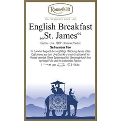 English Breakfast St. James