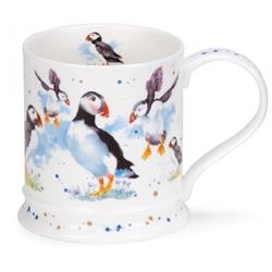 Puffins by Iona
