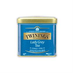Twinings Lady Grey | 100 gr. Metalldose