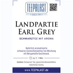 Landpartie Earl Grey