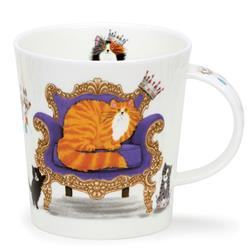 Regal Cats by Lomond | Orange