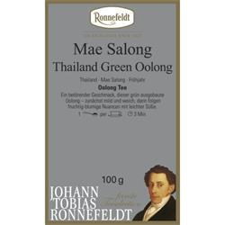 Mae Salong Thailand Green Oolong