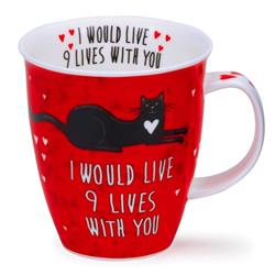Loved up by Nevis | Cat