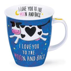 Loved up by Nevis | Cow
