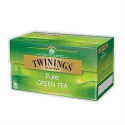 Twinings Pure Green Tea | Teebeutel  | 25 x 2 gr.