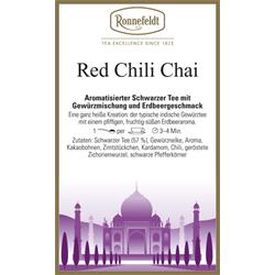 Red Chili Chai
