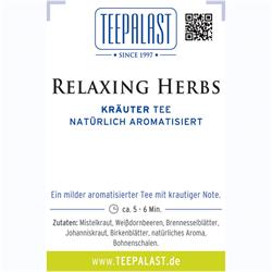Relaxing Herbs