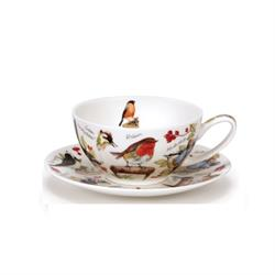 Tea for One Cup & Saucer | Birdlife