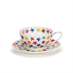 Tea for One Cup & Saucer | Starburst