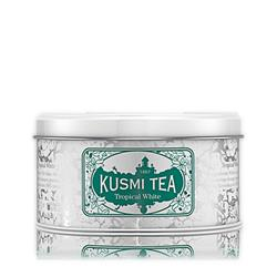 Kusmi Tropical White | 90 gr. Metalldose