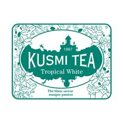 Kusmi Tropical White | 100 gr. Nachfüllpack