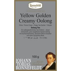 Yellow Golden Creamy Oolong