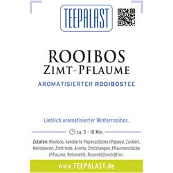 Rooibos Zimt-Pflaume