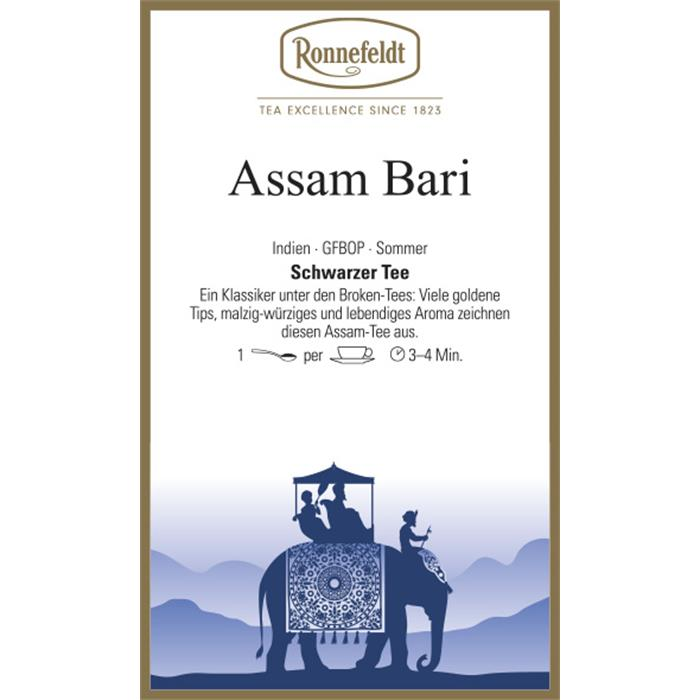Assam Bari | 500 gr. in Chromdose