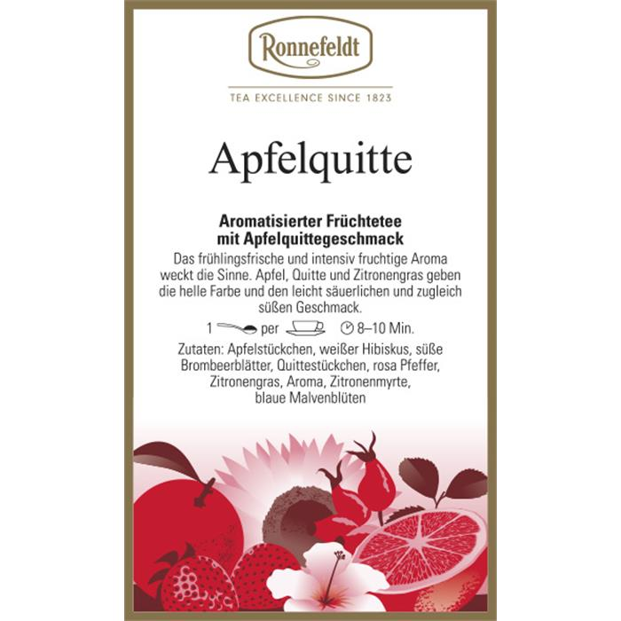 Apfelquitte | 100 gr. in Chromdose