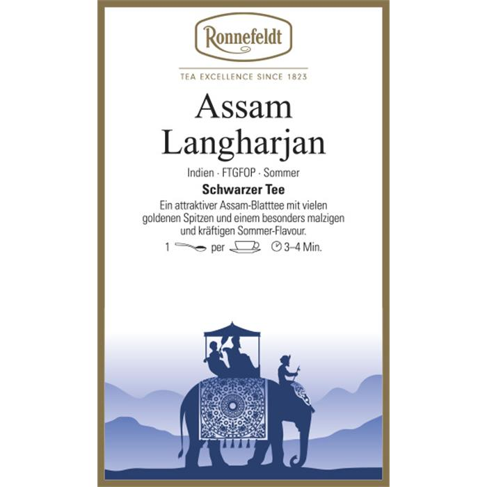 Assam Langharjan | 250 gr. in Chromdose
