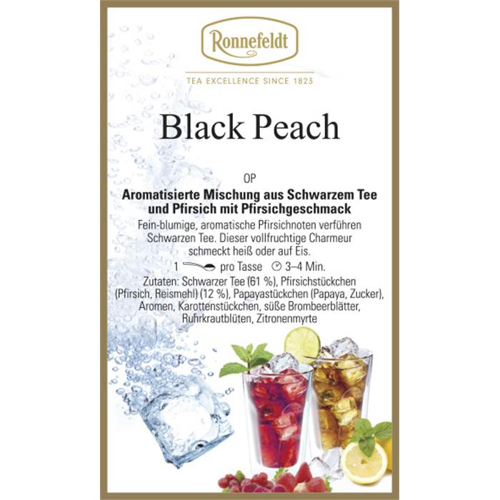 Black Peach | 250 gr. in Chromdose
