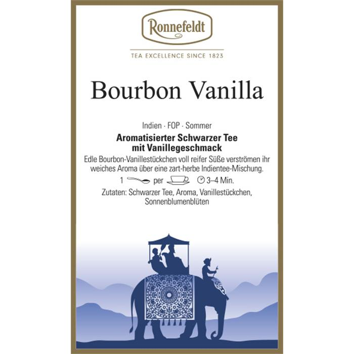 Bourbon Vanilla FOP | 100 gr. in Chromdose
