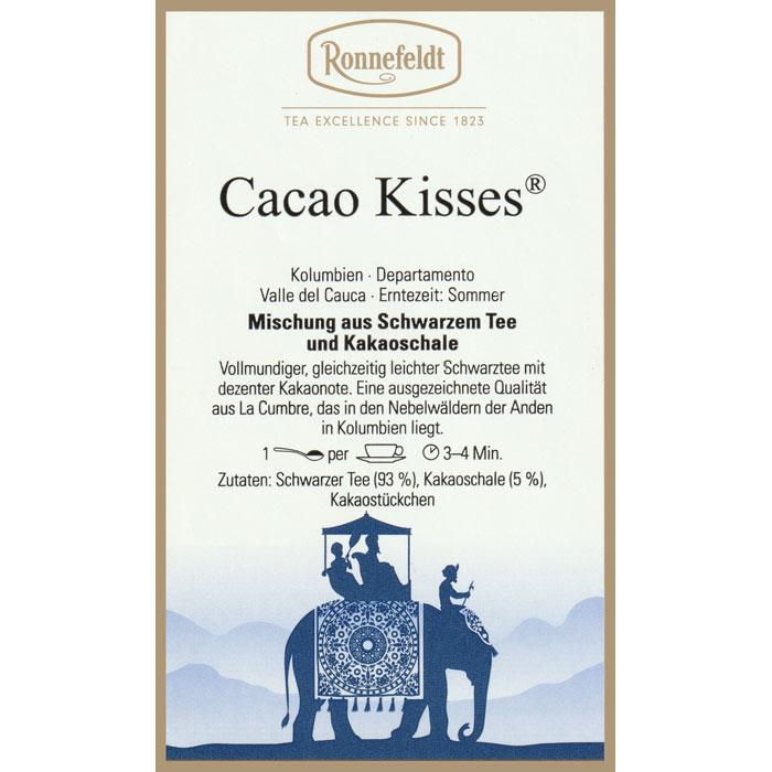 Cacao Kisses | 250 gr.