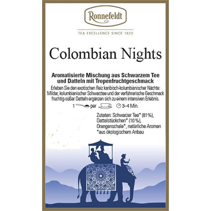 Colombian Nights | 100 gr.