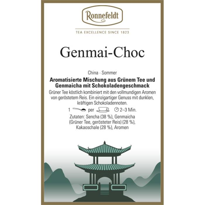 Genmai-Choc | 100 gr. in Chromdose
