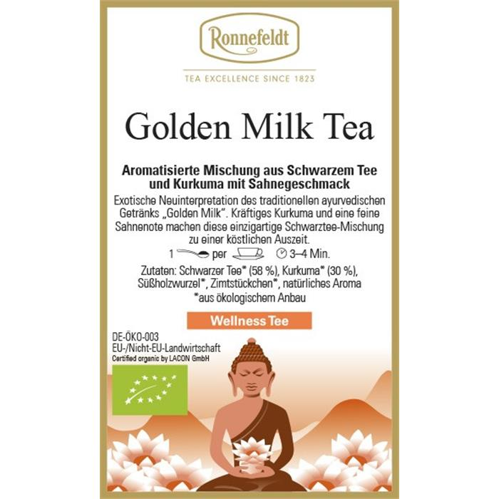 Golden Milk Tea | 500 gr.
