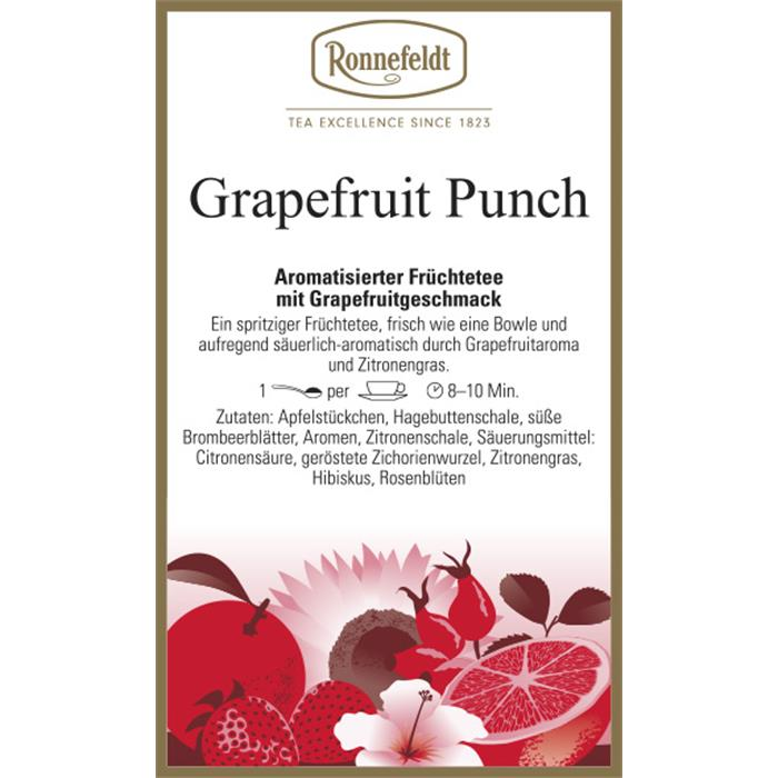 Grapefruit Punch | 500 gr.