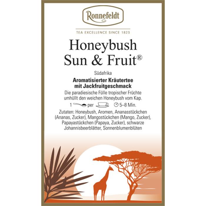 Honeybush Sun & Fruit | 500 gr.