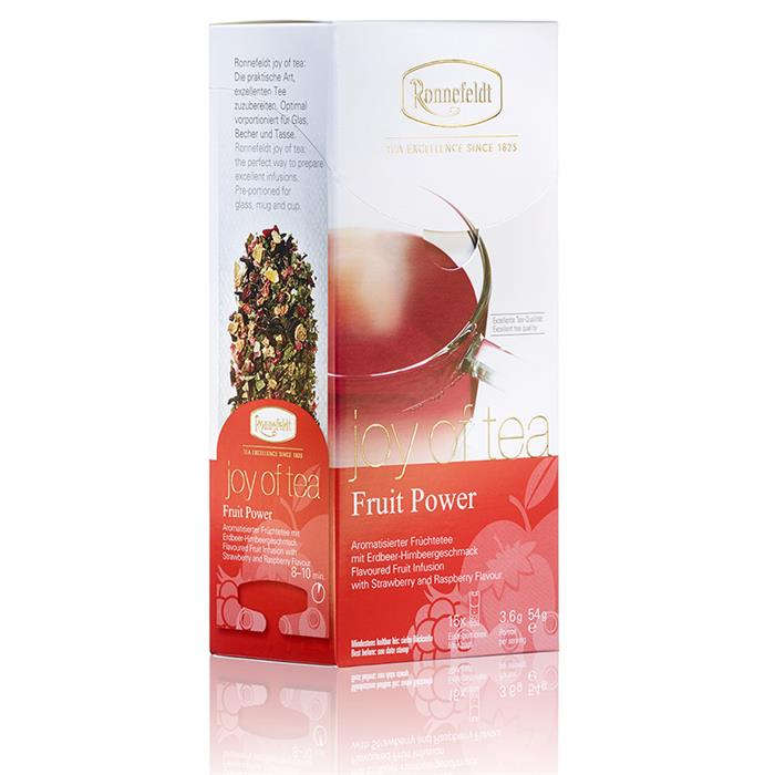 Joy of Tea | Fruit Power