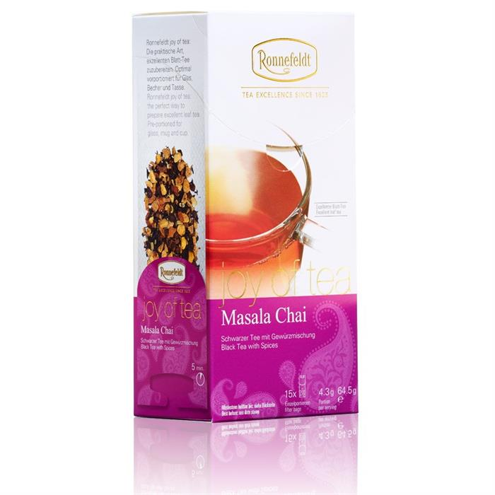 Joy of Tea | Masala Chai