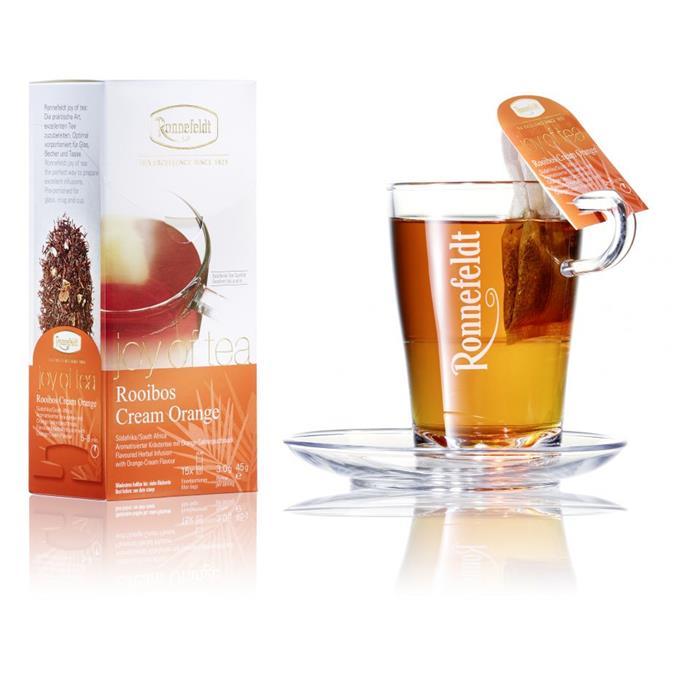 Joy of Tea | Rooibos Cream Orange