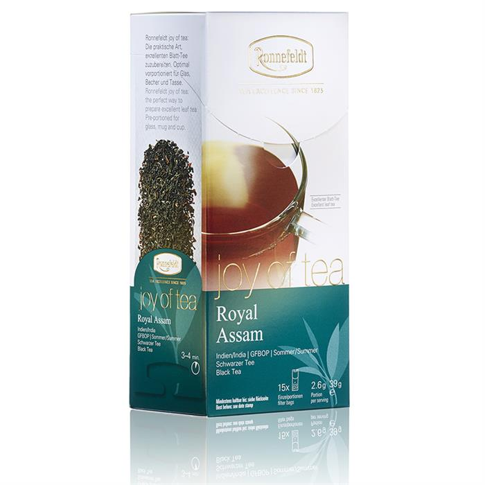 Joy of Tea | Royal Assam