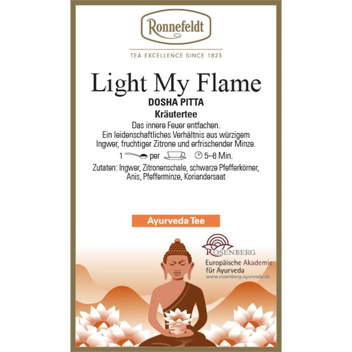 Light My Flame | 500 gr.