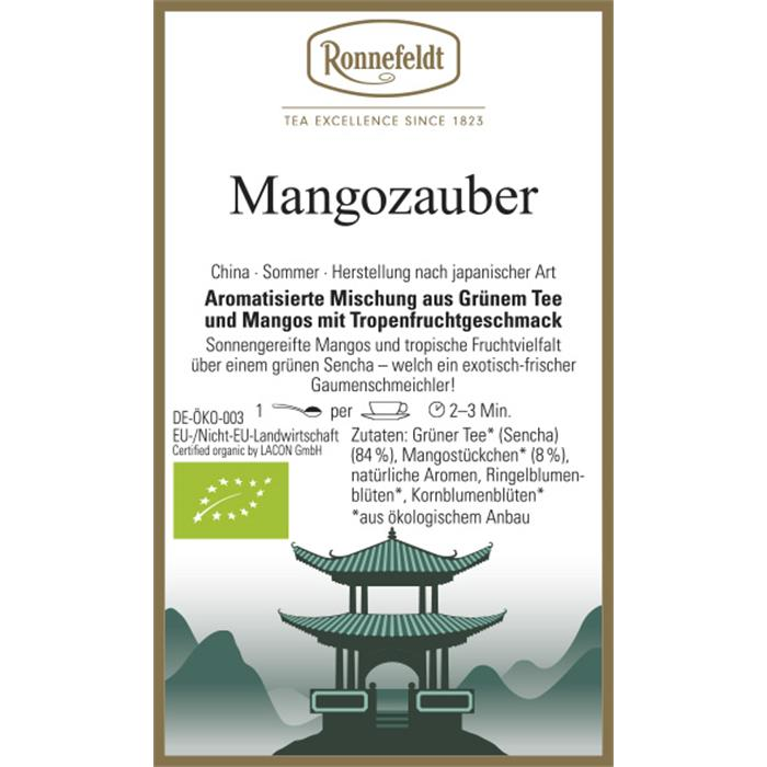 Mangozauber | 500 gr. in Chromdose