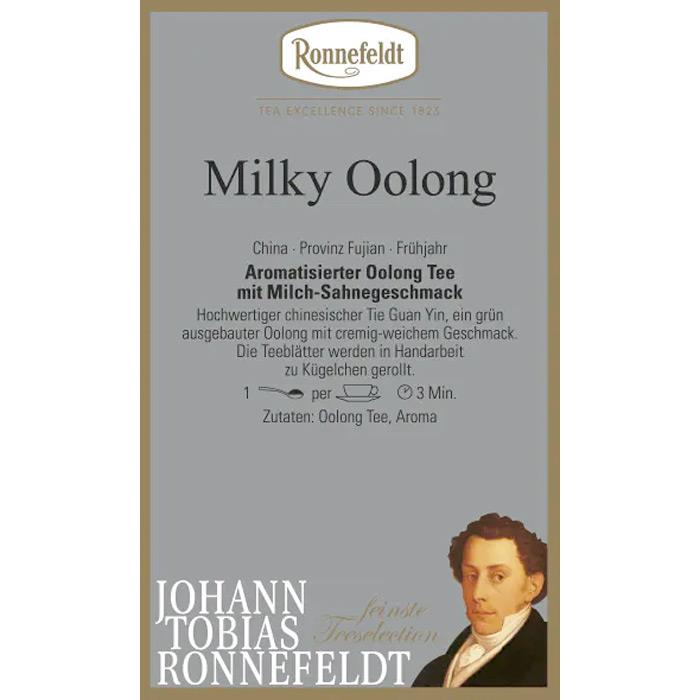 Milky Oolong 500 gr. in Chromdose