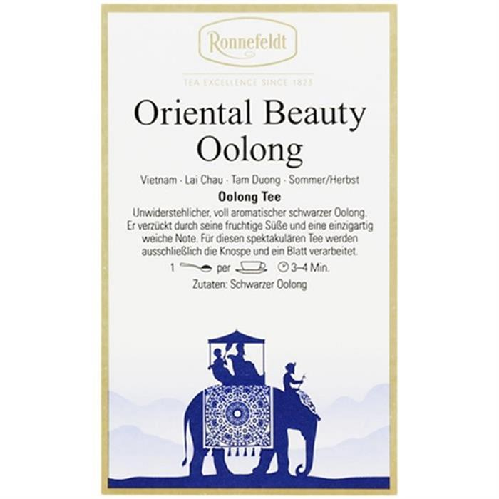 Oriental Beauty Oolong | 100 gr.