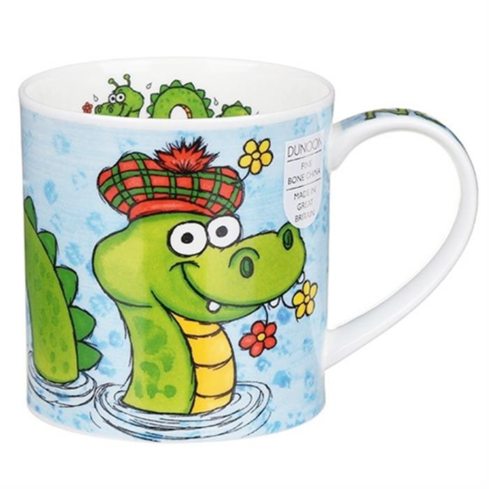 Nessie by Orkney