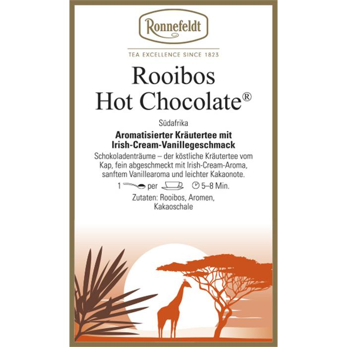 Rooibos Hot Chocolate | 500 gr.