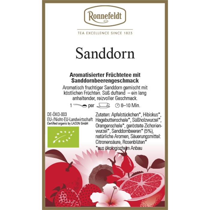 Sanddorn FT | 100 gr. in Chromdose