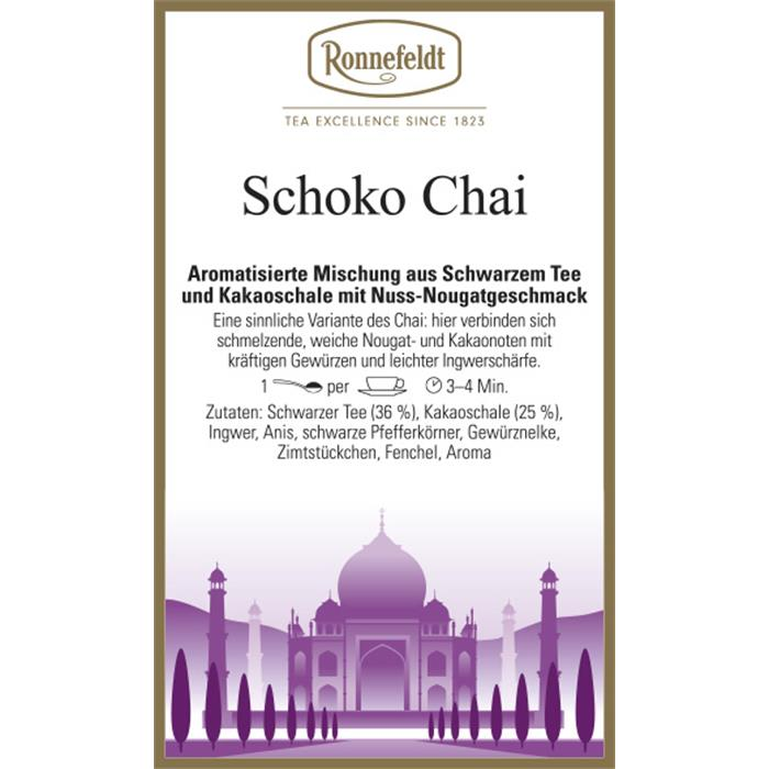Schoko Chai | 100 gr. in Chromdose