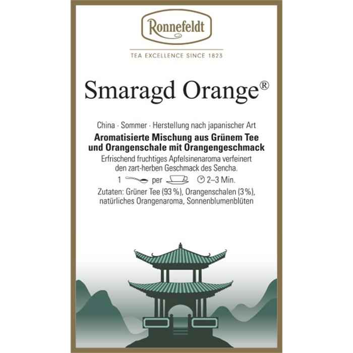 Smaragd Orange | 100 gr. in Chromdose