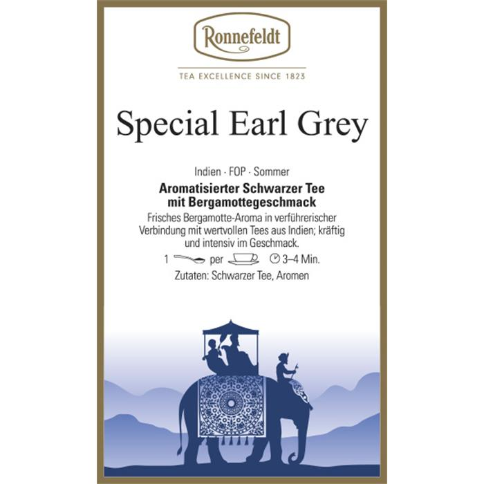 Special Earl Grey | 100 gr. in Chromdose