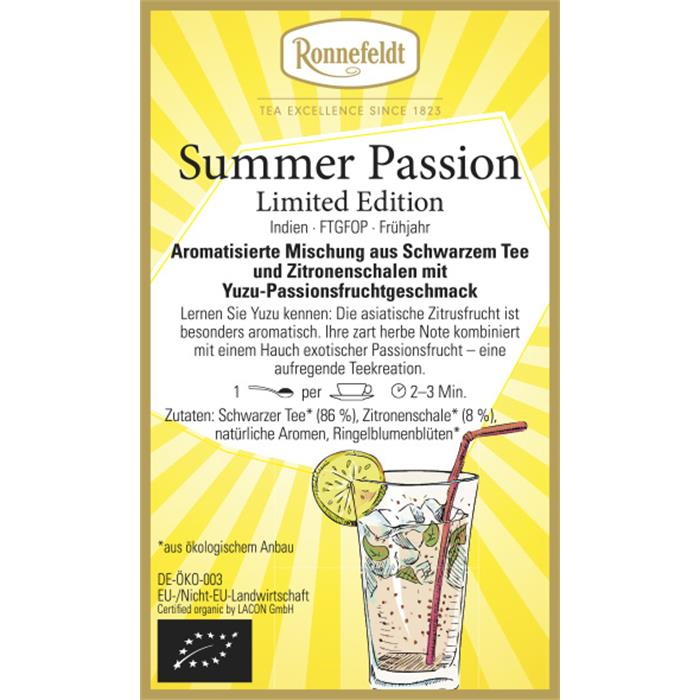 Summer Passion | 250 gr. in Chromdose