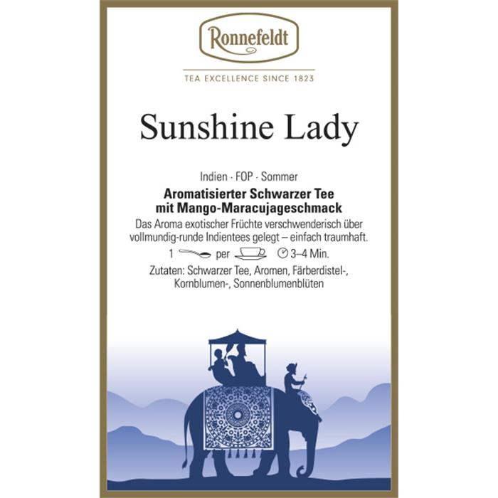 Sunshine Lady | 100 gr.